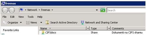 How to configure CIFS service on FreeNAS 8? | IT Blog