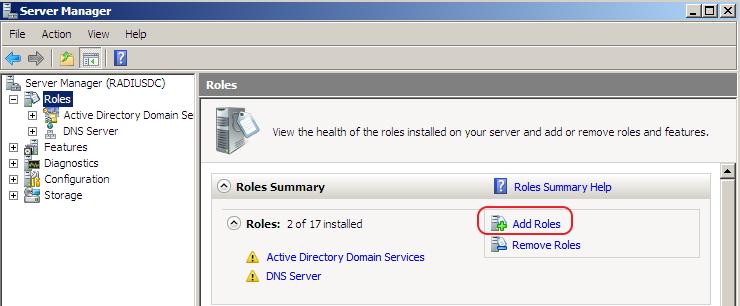 Windows Server 2008: How to setup RADIUS Server | IT Blog